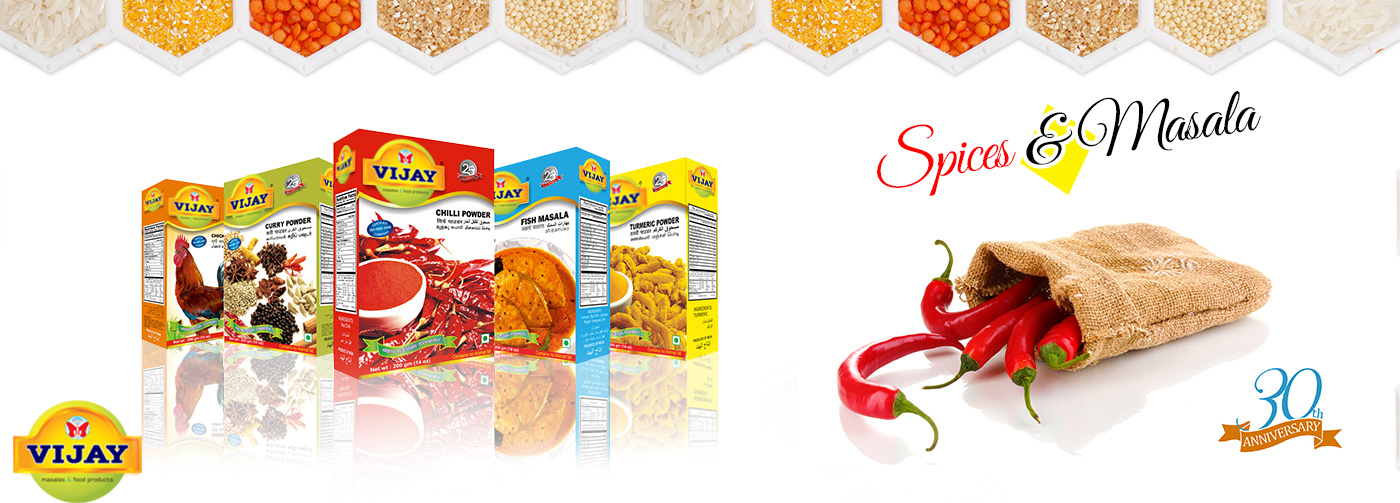 masala and spices manufactures
